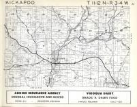 Map Image 006, Vernon County 1960